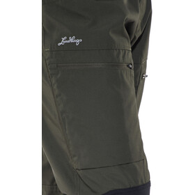 Lundhags Lockne Pantalones Hombre, dark forest green